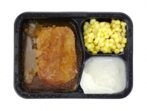 Frozen diet meals
