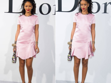 Rihanna Becomes The First Black Woman To Front Christian Dior