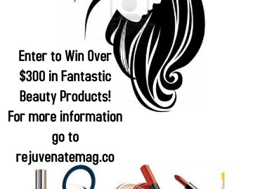 Win Over $300 In Beauty Products To Rejuvenate